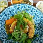 野菜とつぶつぶ アプサラカフェ